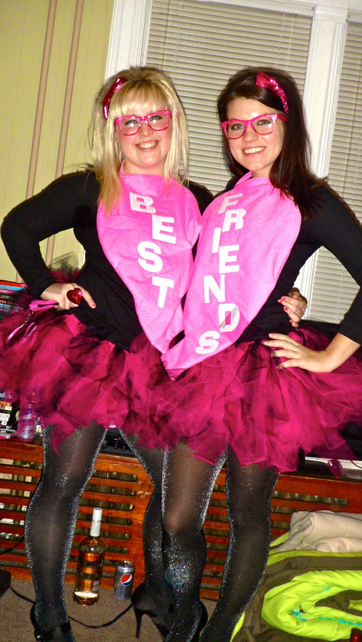 134 best Best Friend Costumes images on Pinterest ...