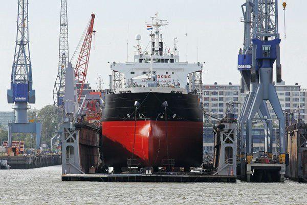 TK1160 - DWT 12499 Oil Tanker Ship
