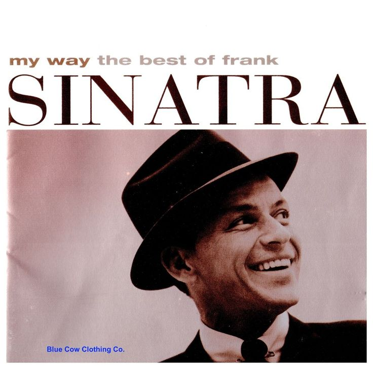 Frank Sinatra - My Way: The Best of Frank Sinatra - Frank Sinatra CD  on sale $10.50 http://stores.ebay.com.au/bluecowclothingco
