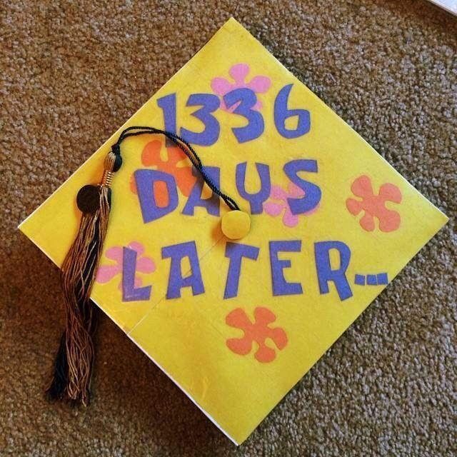 The best graduation cap idea ever.... from UC Davis!!!!