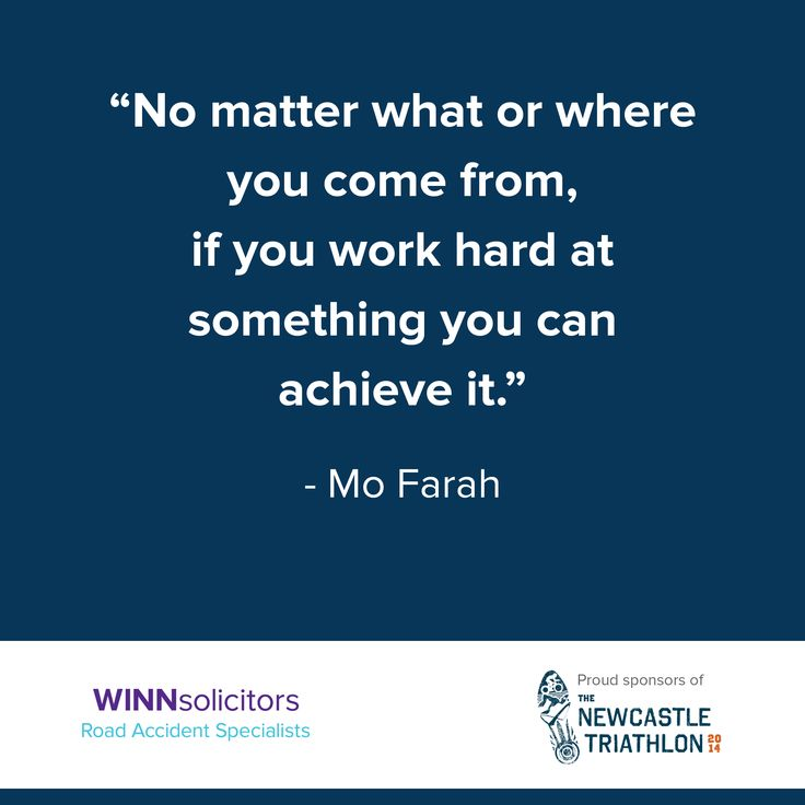 #Quote Mo Farah
