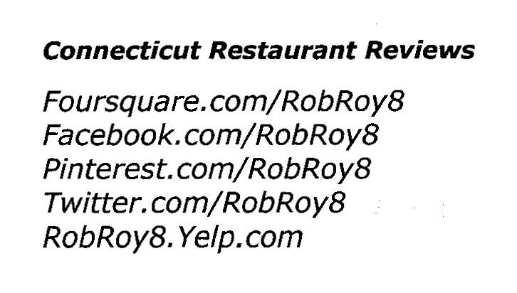 Reviews by Rob Roy http://connecticutcasino.blogspot.com/