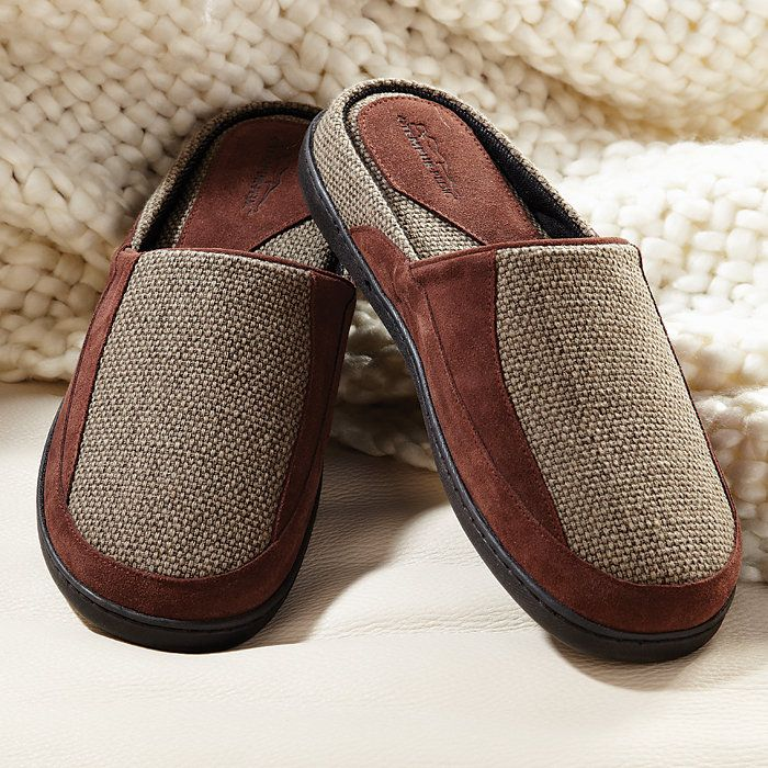 Hands down the comfiest slippers you'll ever put your feet into.