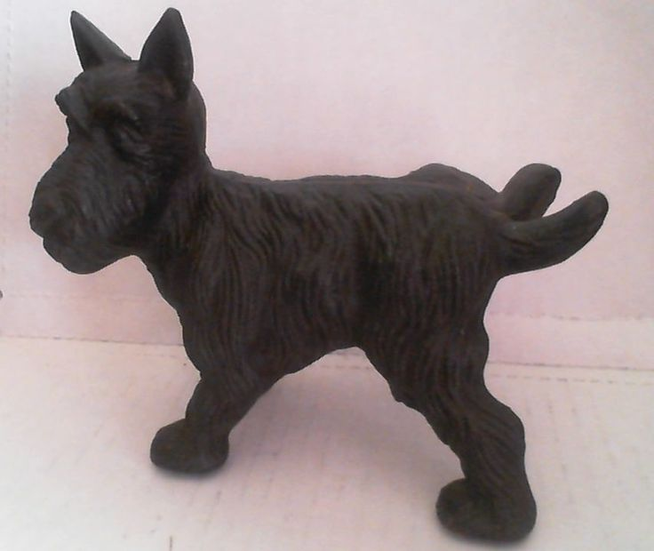 17 best images about doorstops on pinterest scottie dogs flower basket and antiques - Cast iron dog doorstop ...