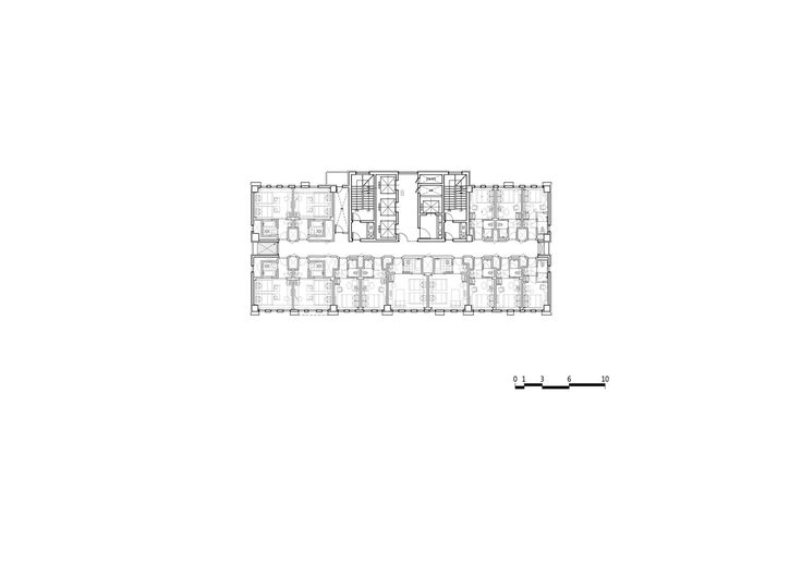 Gallery of Dormy Inn Premium Garosugil / PLANEARTH Architects - 24