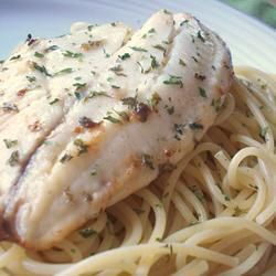White Fish Scampi @ allrecipes.com.au
