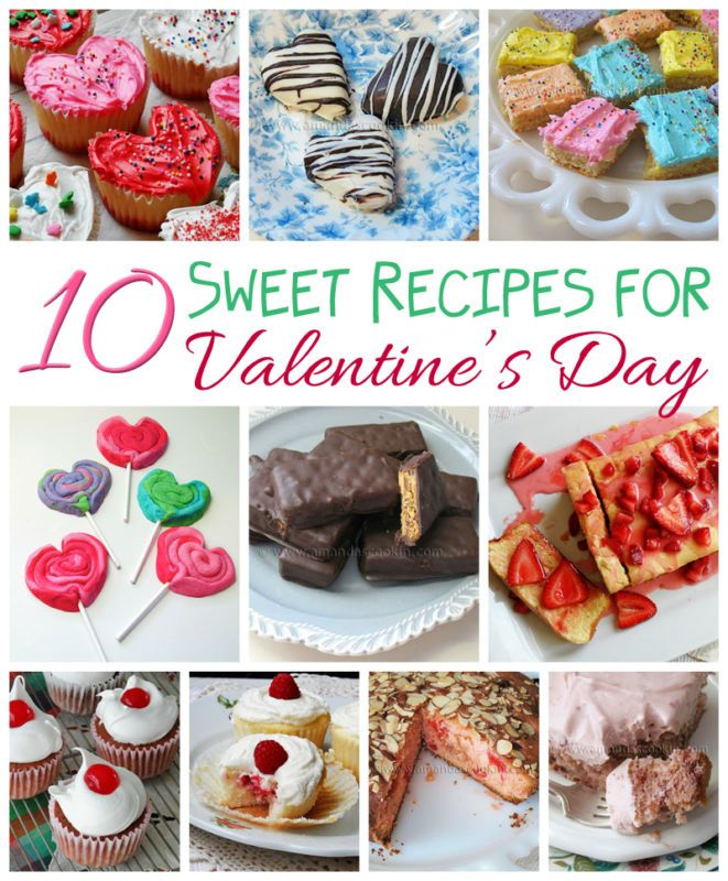 """Looking for a great dessert to make for Valentine's Day? Whether you want something easy or a bit more involved, there are lots of fun ways to say, """"I Love You,"""" with treats. Heart Shaped Cupcakes are adorable and festive, and you'll surely want to lick the bowl of frosting! Heart Oreo Truffles will be a hit with everyone, and all you need are oreos, cream cheese, chocolate, and white chocolate! Head on over to eBay for all 10 of these sweet Valentine's Day dessert recipes!"""