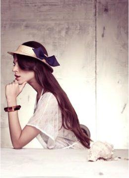 Summer 2013 Risso1561 Headwear. millinery