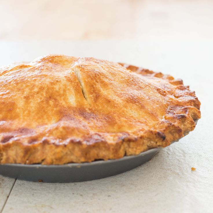 Perfect pie dough has just the right balance of ­tenderness and structure.