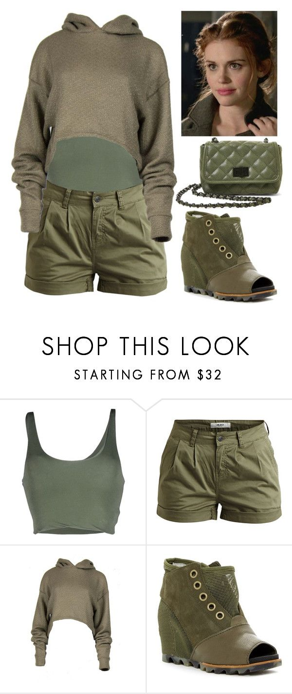 """""""Milia's Outfit When Meeting The Avengers"""" by selah-leffew ❤ liked on Polyvore featuring Roque, Object Collectors Item, SOREL and Steve Madden"""