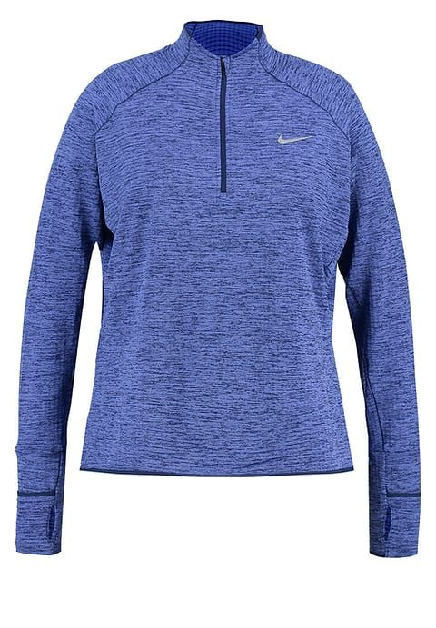 Nike Performance Fleece trui - paramount blue/binary blue - Zalando.nl