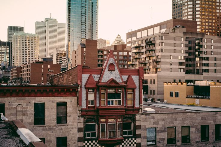 Nobody Home by Nik Nitro on 500px. #Rooftopping #Montreal #Chinatown #Cityscape