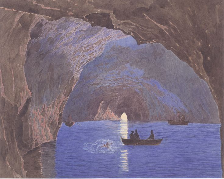 Blue Grotto (Capri) - Wikipedia, the free encyclopedia