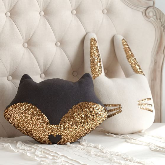 Fonte: The Emily Meritt Glitter Critter Pillows