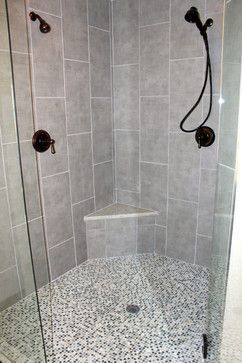 Master Bathroom Tile Ideas Design Ideas, Pictures, Remodel, and Decor