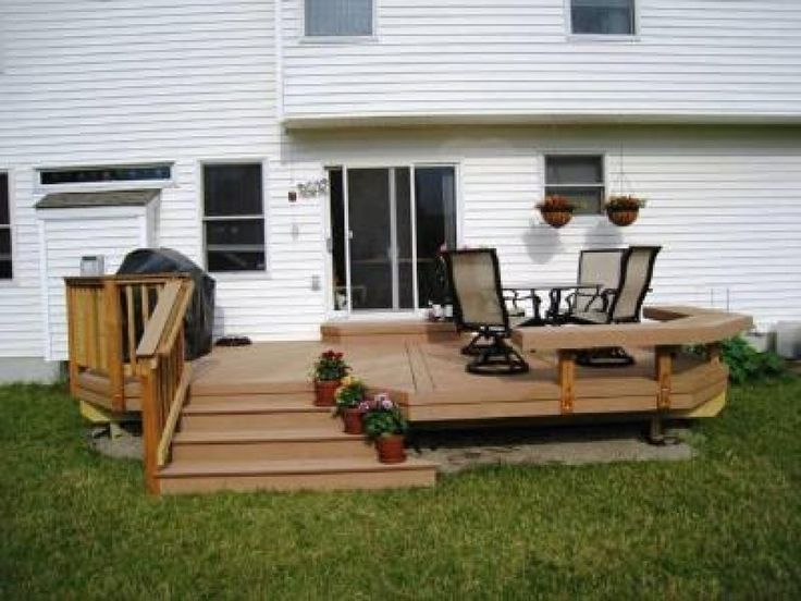 Charming 27+ Most Creative Small Deck Ideas, Making Yours Like Never Before! Good Looking