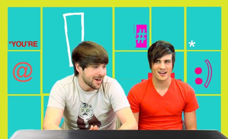 YouTubers react concept sketch 2