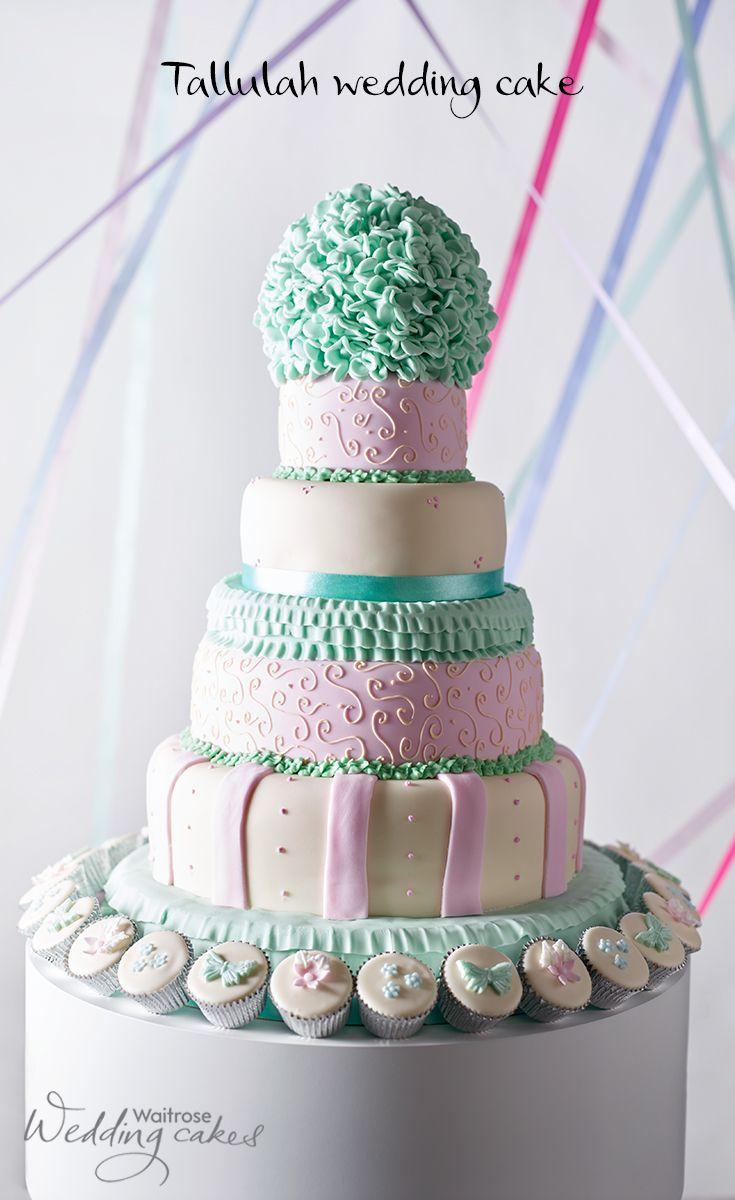 24 best Waitrose Wedding Cakes | Waitrose images on Pinterest ...