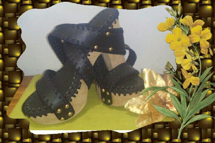 Innova tu propio estilo sandalias de cuero