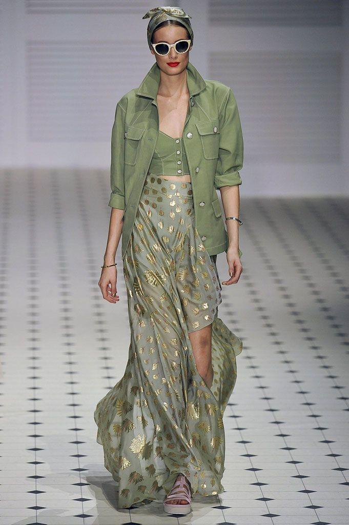 London Fashion Week - Temperley London spring/summer 18