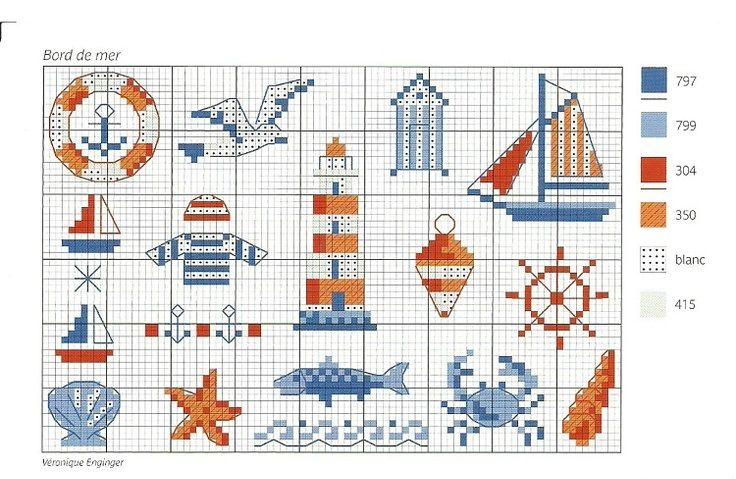1000 ideas about grille point de croix on pinterest crosses punto de cruz and cross stitch free - Grille point de croix mer ...