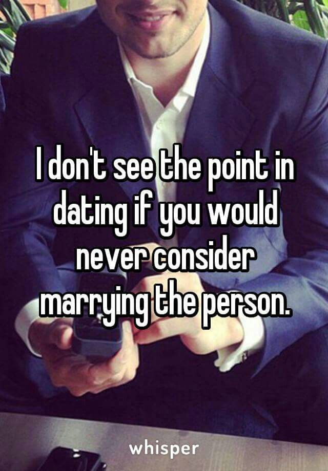 are you dating or married to a wrong person