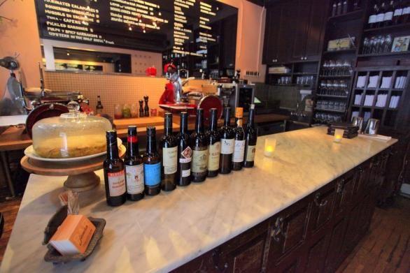 Bar Jamon - New York | Gramercy Park Restaurant Menus and Reviews