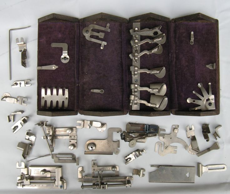 singer sewing machine accessories