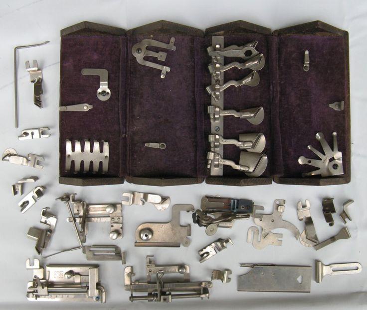 Vintage Singer Parts 72