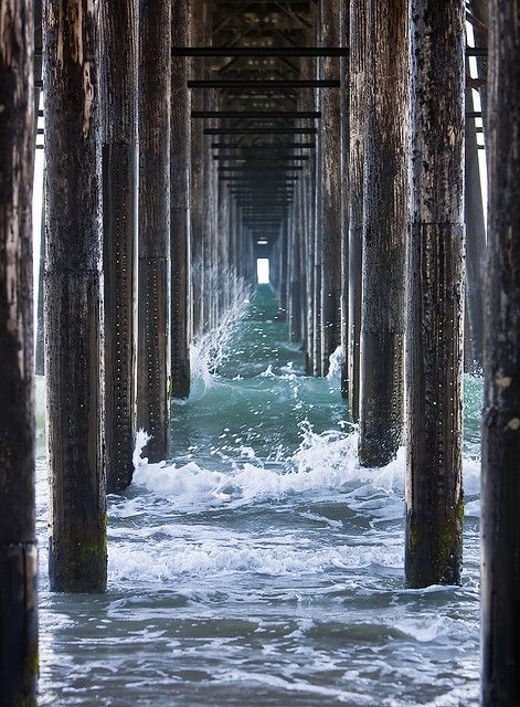 Ocean Pier, Daytona Beach, Florida photo via galax