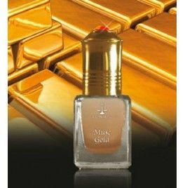 Parfum natural Musc Gold