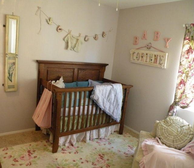 Déco de la chambre bébé fille sans rose en 25 idées super Bb
