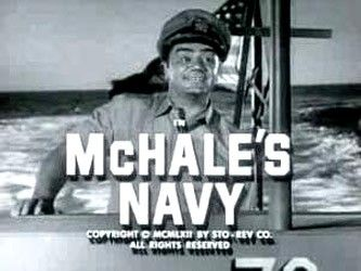 Lt.Commander Quinton McHale US.Navy Reserve with his zany crew patrol the Pacific during World War II on Torpedo Patrol Boat 73 each have their own quirks but all mean well. McHale is overseen by Base Commander Captain Wallace B.Binghamton who sees McHale and his men as a constant problem, often hearing of the oddball situations in which the men of PT 73 find themselves. Made in Black/White.