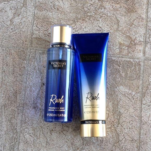 Rush Victoria secret Rush fragance mist 250 ml and fragance lotion 236 ml Victoria's Secret Makeup