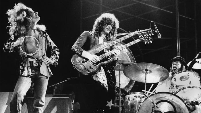 Savaged by critics, adored by fans, Led Zeppelin took sex, drugs and rock & roll to epic heights before collapsing under the weig