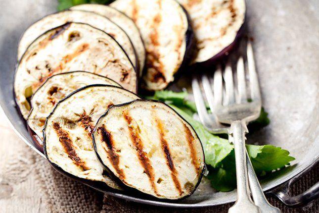 Grilled Eggplant recipe