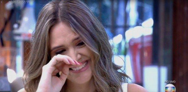 """Totalmente Demais - Juliana Paiva se emociona com vídeo de Ju Paes no """"Mais Você"""" #Atriz, #Drama, #Gente, #Globo, #JulianaPaes, #Novela, #Tv, #TVGlobo http://popzone.tv/2016/05/totalmente-demais-juliana-paiva-se-emociona-com-video-de-ju-paes-no-mais-voce.html"""