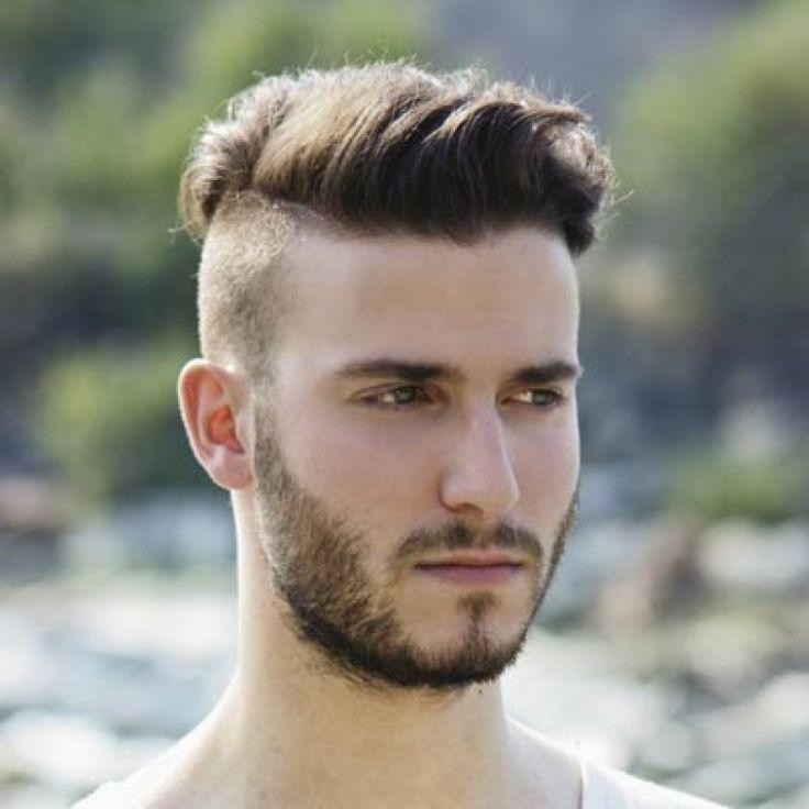 undercut with beard ideas