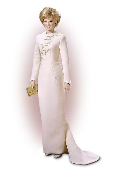 Princess Diana Dolls for Sale | Leona Payne's Diana Collection