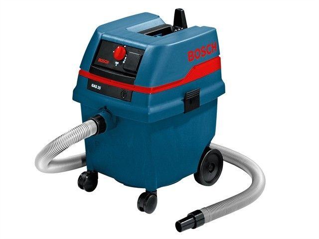 Bosch GAS 25 Dust Extraction Unit 1200 Watt Range.