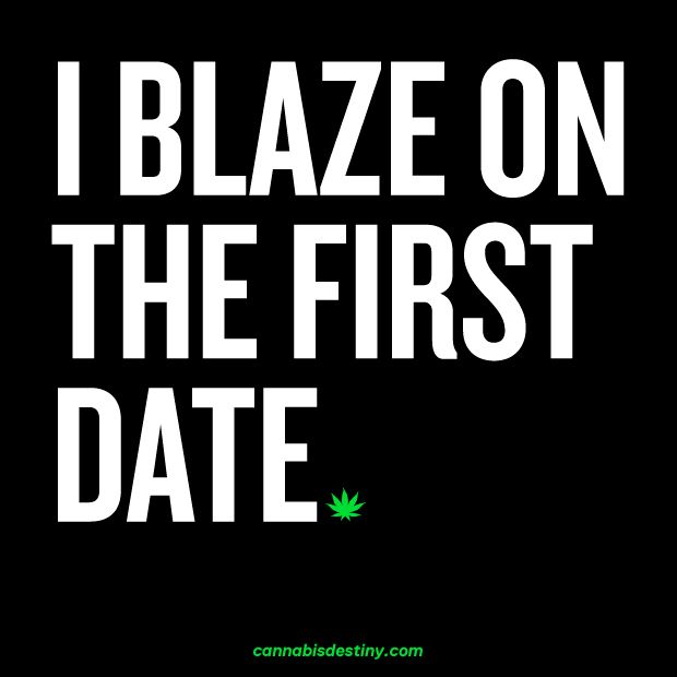 Dating stoner guy