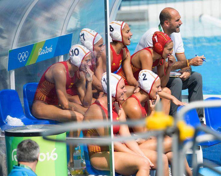 Selección Femenina Waterpolo (Foto COE)