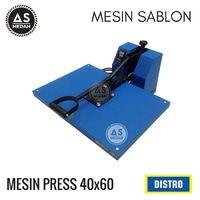 HEAT PRESS MACHINE 40x60CM