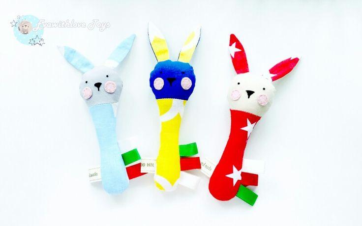 Banny Погремушки  http://vk.com/evawithlovetoys #banny #bannytoy #animaltoys #toy #beanbag