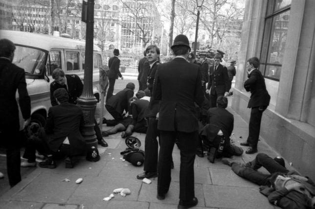 Britain arrests Libyan for 1984 murder of policewoman Yvonne Fletcher  #Britain, #Muder, #Fletcher