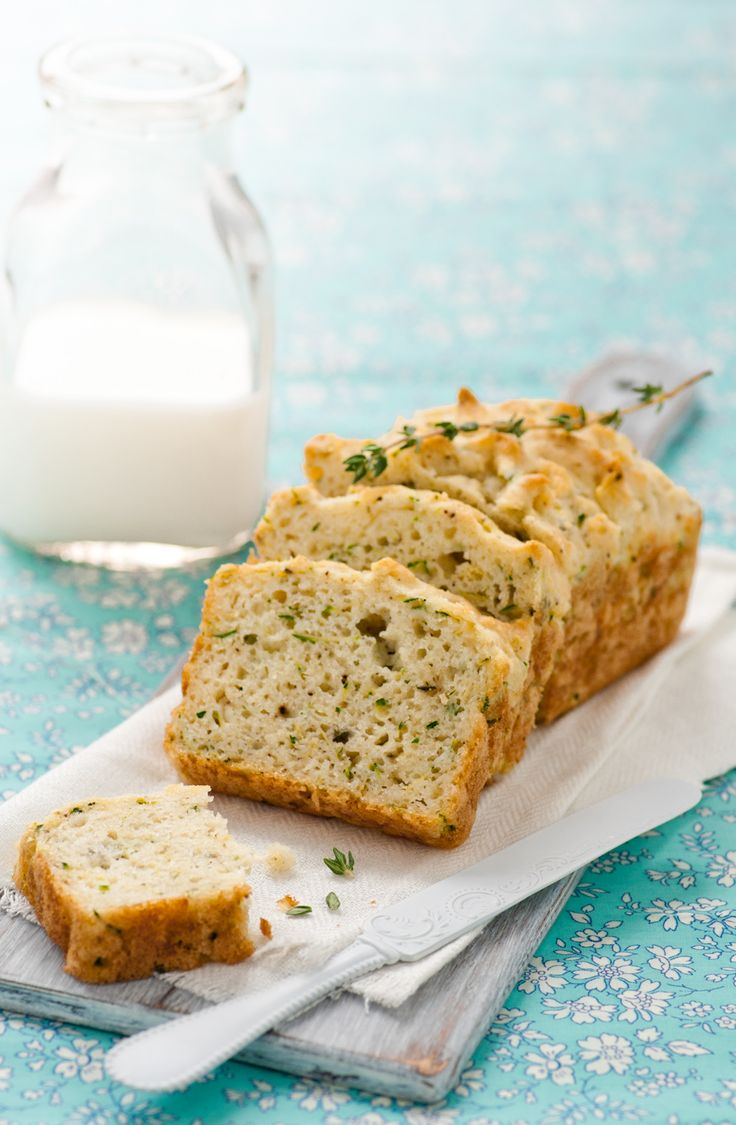 Zucchini Bread by 'Inspiring the everyday' with Roasted Carrot Soup. See the board soups.
