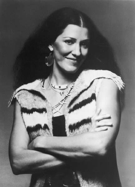 Image Detail for - Rita Coolidge - Portrait of Rita Coolidge.