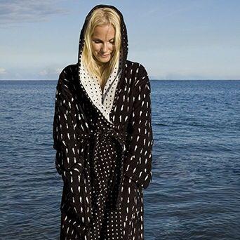 Finnish design Ratia bathrobe