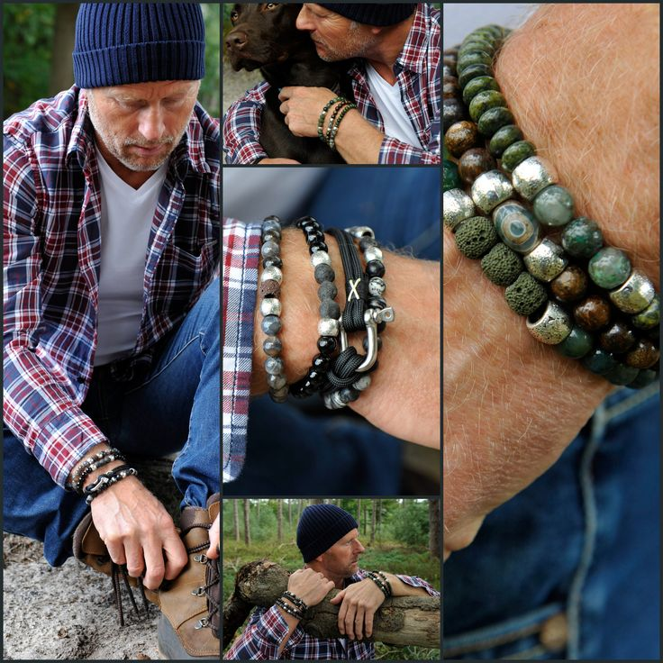 AziBi-iBizA mannen armbanden