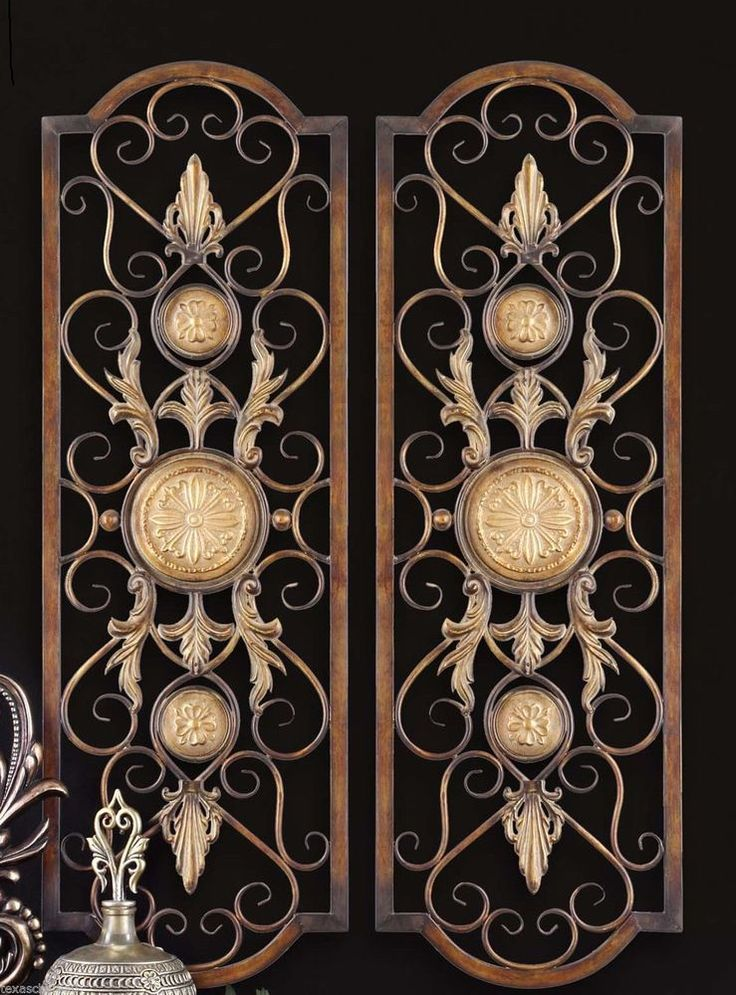Scroll Design Wall Decor : Best tuscan art ideas on red s old